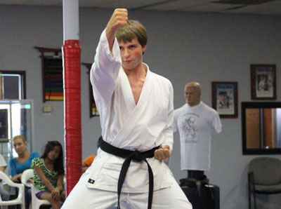 Vision Martial Arts Center adults program